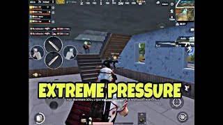NEVER GIVE UP: Every Squad Experience in one Video | PUBG MOBILE