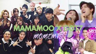 MAMAMOO (마마무) x Boygroups Edition: GOT7 (갓세븐)