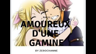"[OS]-Fairy tail-""Amoureux d'une Gamine"" NaLu"
