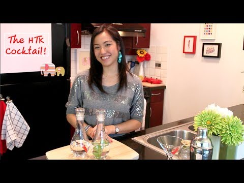 how to infuse alcohol with herbs hot thai kitchen youtube