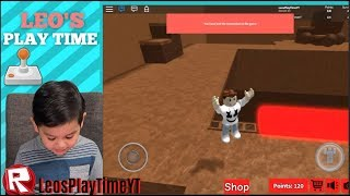 The Floor is Lava ROBLOX EP 2