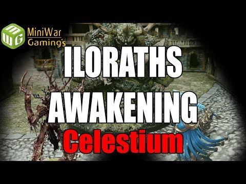 Celestium - Ilorath's Awakening Age of Sigmar Narrative Campaign Ep 5