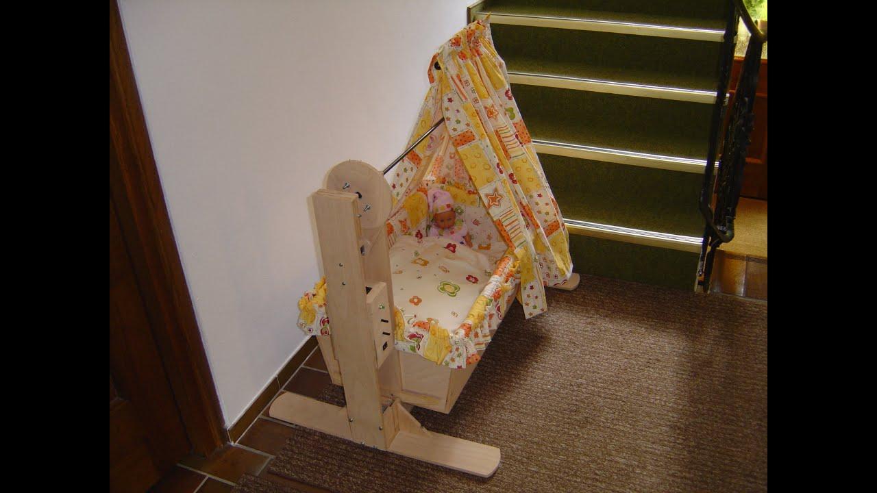 Stubenwagen holz babywiege aus holz tradition und sinn f r das