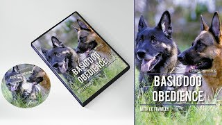 Basic Dog Obedience Training DVD