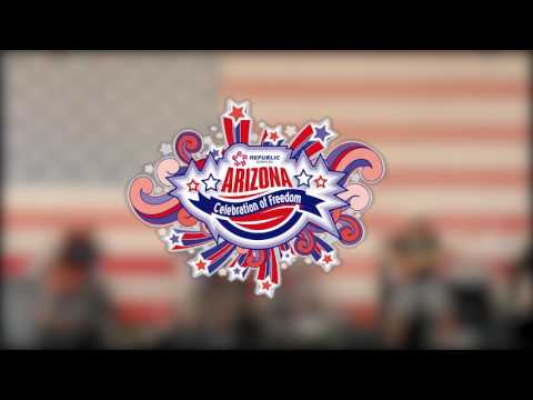 Arizona Celebration of Freedom 2017 Promo