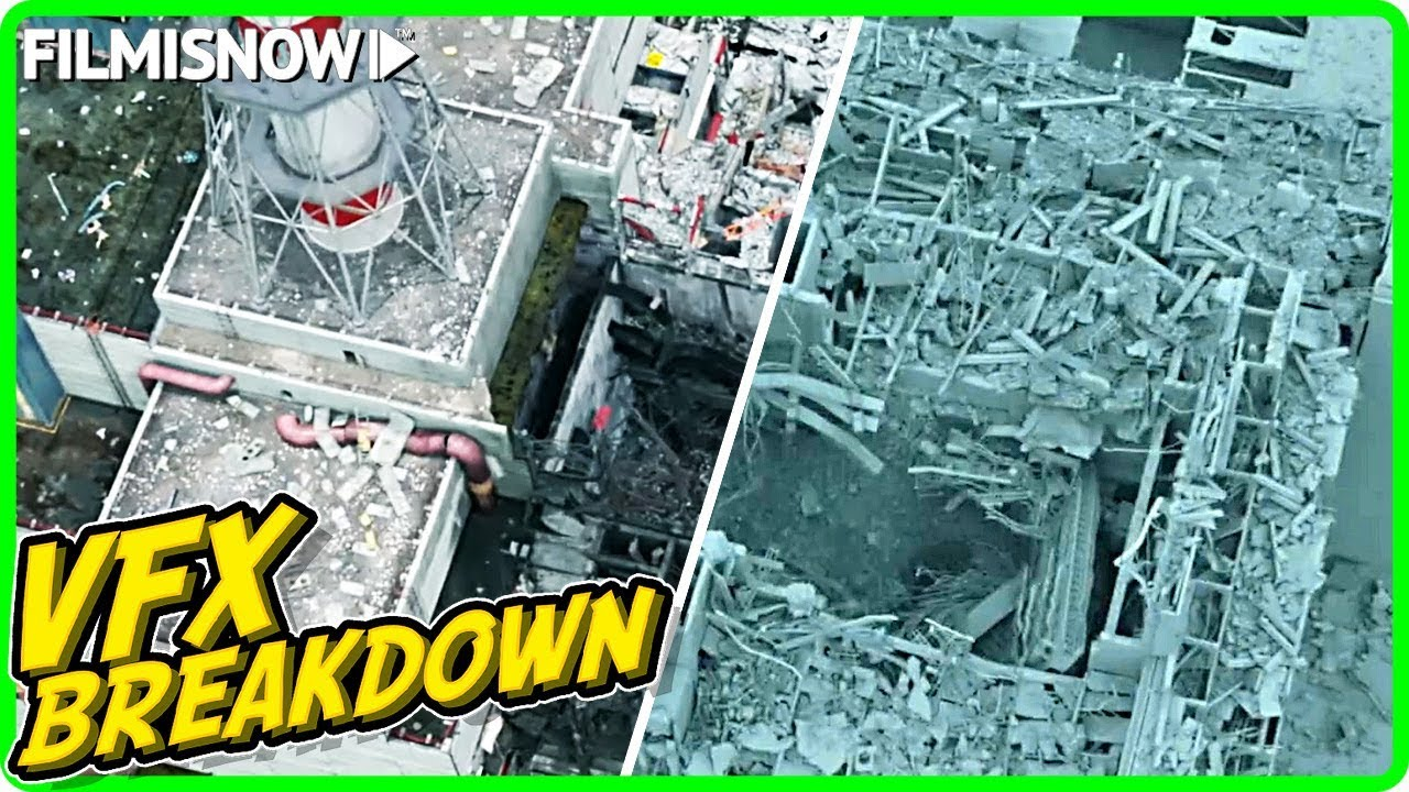 CHERNOBYL | VFX Breakdown by DNEG (2019)