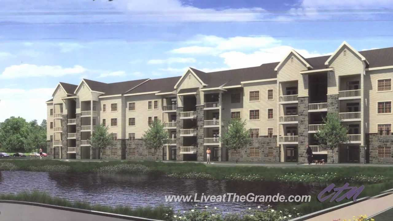 The Grande | Dover DE Apartments | Sovereign Properties - YouTube