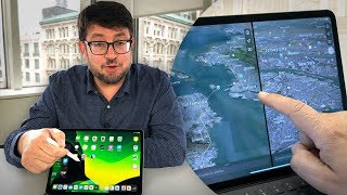 Check out the new iPad OS beta