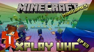 UHC på xPlay - Djupt Snack - (Minecraft Minigames: Ep.63)
