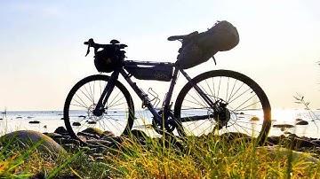 Ultralight Road Bike Touring Setup (Bikepacking)