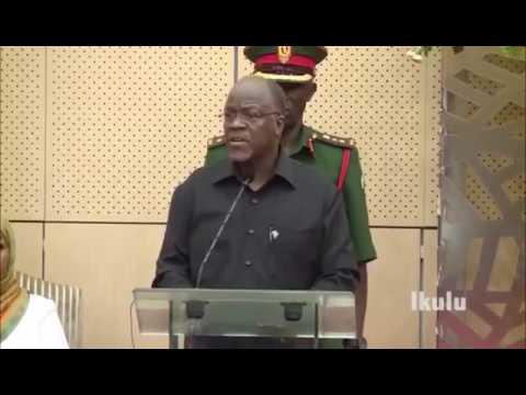 JPM kuhusu Wanakwaya wa Gwajima waliokwenda Polisi