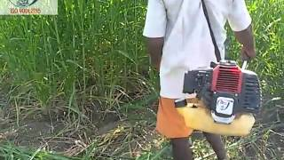 Brush cutter - Modern dairy machines