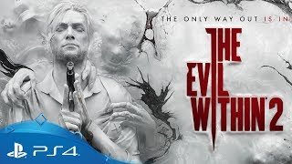 The Evil Within 2   E3 2017 Gameplay Trailer   PS4