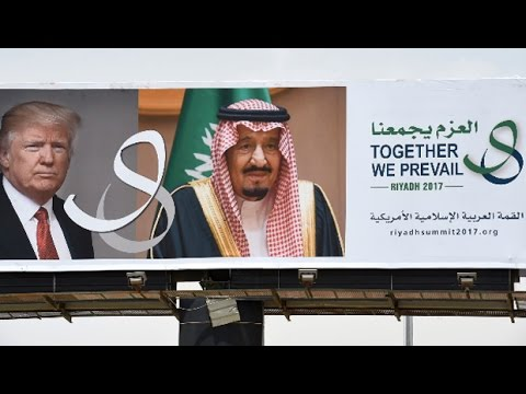 Trump in Saudi Arabia: More U.S. Weapons for Devastating Yemen War