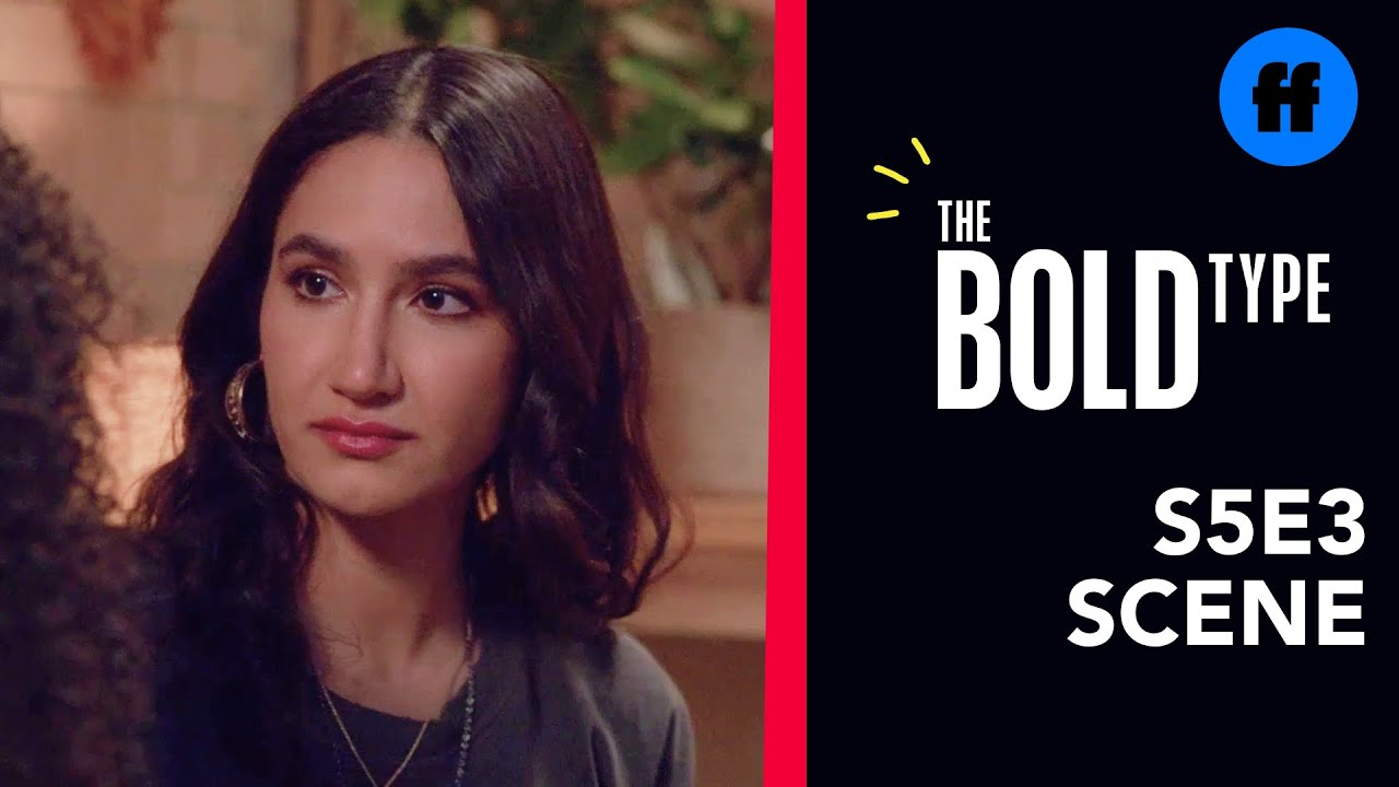 Download The Bold Type Season 5, Episode 3 | Kat Meets Adena's Mom | Freeform