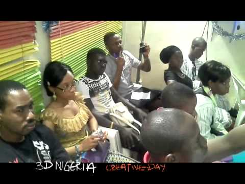3D NIGERIA CREATIVE DAY