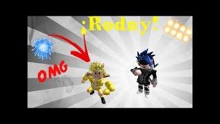 Ecuentro epico con Rondy Roblox!!!!!!. Roblox #27
