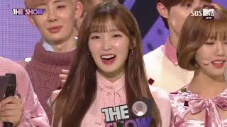 Video Oh My Girl Winning Stage The Show (1/23/2017) [CC: ENG SUBS] download MP3, 3GP, MP4, WEBM, AVI, FLV Oktober 2018