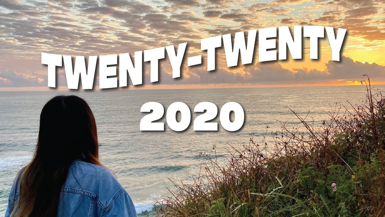 i filmed one second everyday for a year - 2020