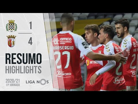 Boavista Braga Goals And Highlights