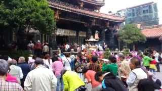 Mengjia Longshan Temple - 14/11/12 Celebration