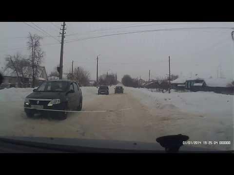 Ездюки Урюпинска. Зима 2019