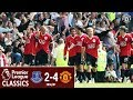 Rooney Inspires Reds Comeback At Goodison | PL Classics | Everton 2-4 Manchester United (2007)