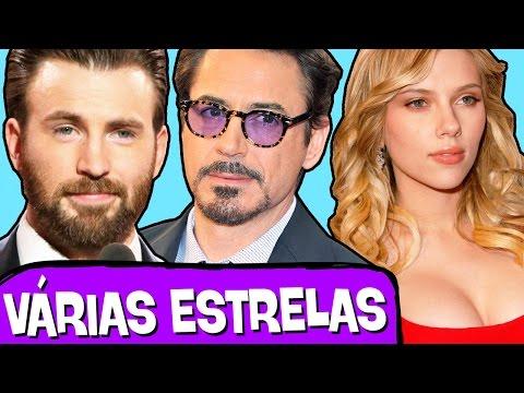 O ELENCO DAS ESTRELAS! (ENSEMBLE CAST)