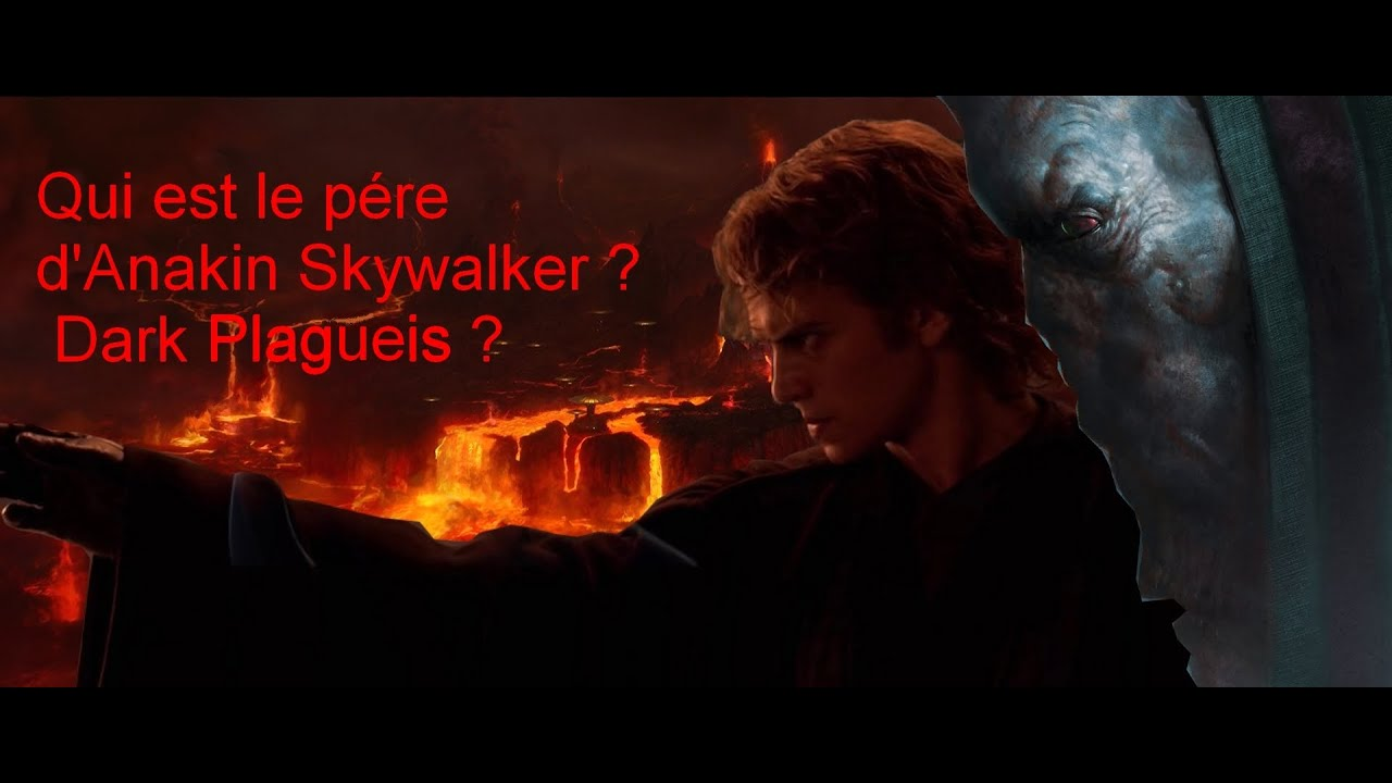 qui est le p re d 39 anakin skywalker dark vador dark plagueis youtube. Black Bedroom Furniture Sets. Home Design Ideas