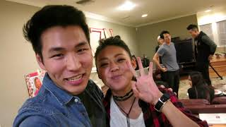 In Between (Wong Fu Productions) BTS