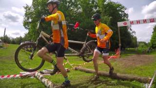 Велогонка Три Бревна Lite(Велогонка состоялась в Бутовском Парке 26.05.2016 Круг: 5830м, набор: 88м. Лимит времени — 60 минут., 2016-06-23T05:38:00.000Z)