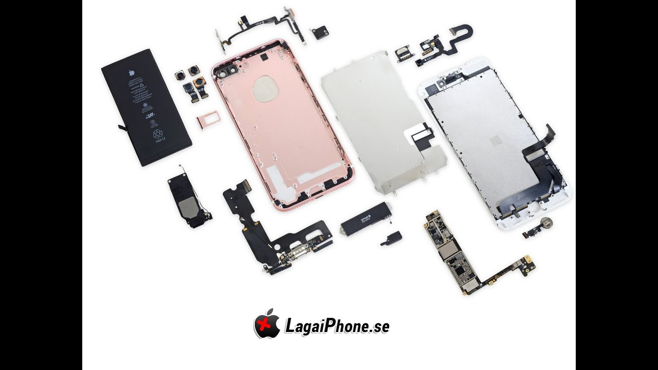iPhone 7 disassembly Screen LCD touch replacement repair ...