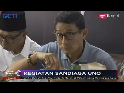 LAHAP! Sandiaga Uno Nikmati Nasi Boranan Sambil Ngumpul Bareng Emak-emak di Lamongan - SIM 04/12 Mp3