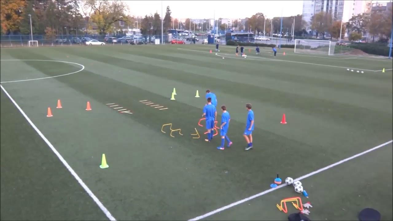 Endurance And Strength Training Dinamo Zagreb U15