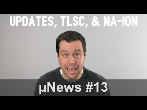 µNews #13: Transparent Solar Cells and Sodium-Ion Batteries
