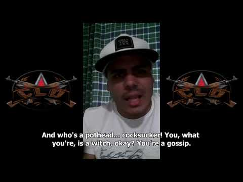 SAES:RPG   Video-message From Canserbero To Kybalion (English Translated)