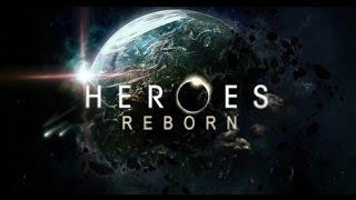Герои: Возрождение 1 сезон - Русский трейлер 2015 HD (Heroes Reborn)