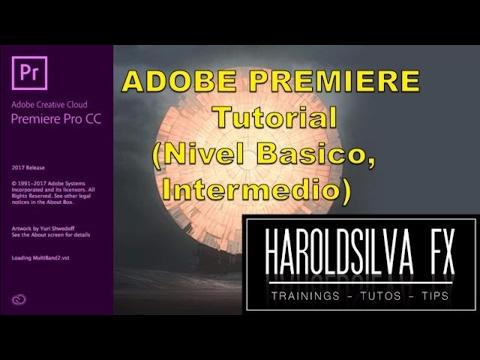 Premiere Pro CC Curso Completo INTRO (Tutorial 2017)