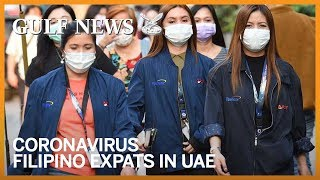 Filipino expats in UAE fear rise of coronavirus cases in the Philippines