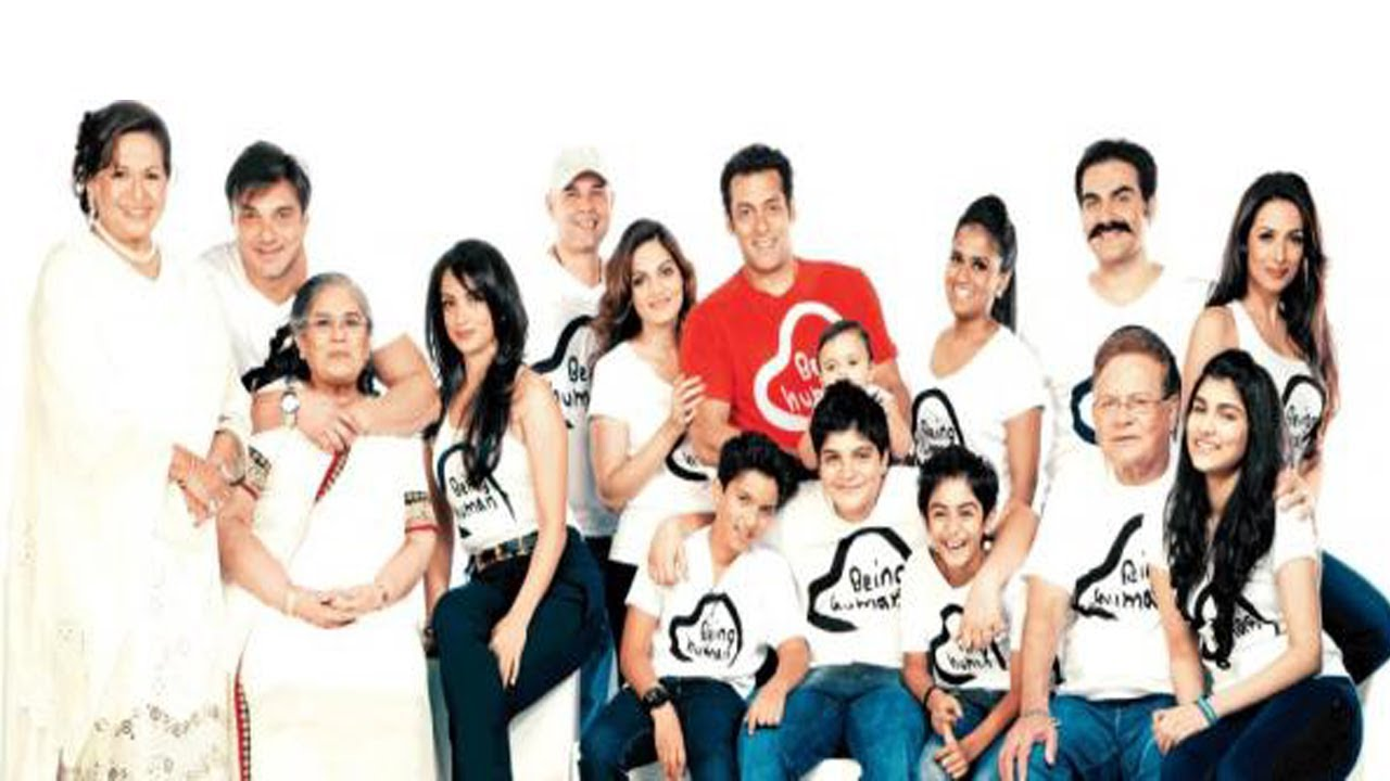 Salman Khan S Family -
