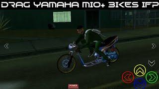 Motor Yamaha Mio Drag Dff Only Mod Gta Sa Android Alpha Gta From