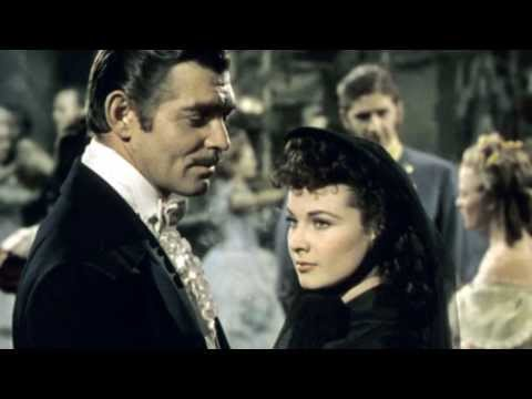 "(HD 1080p cc)  Theme from ""Gone With The Wind"",  Itzhak Perlman"