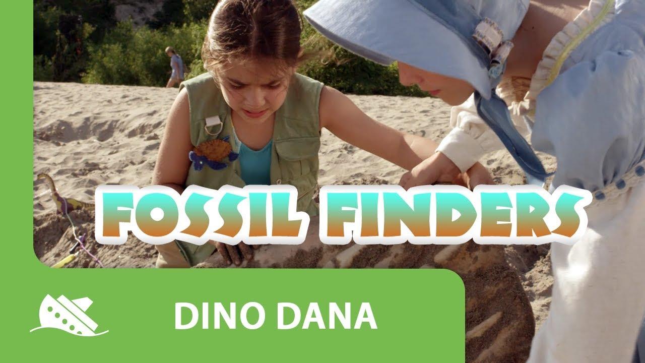 6ed0e012387fb Dino Dana   Fossil Finders - Episode Promo - YouTube