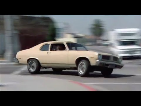 '73 Pontiac Ventura in Moving Violation