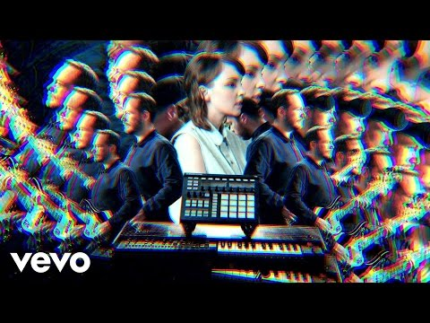 preview CHVRCHES - Gun from youtube