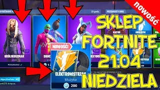 FORTNITE 21.04 STORE-EASTER SKINS + rabbits, rabbit, pastel, jumper, electro-shock