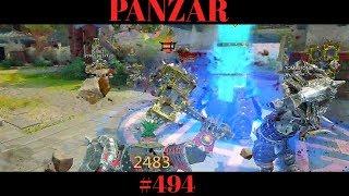 Panzar - Разгребаем завалы с Крейзи пацанами (танк)#494