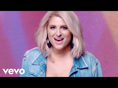 Meghan Trainor - No Excuses (1 марта 2018)