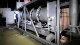 Термодеструкционная установка Фактор-4000 - испытания(Обзорное видео испытания установки ТДУ Фактор-4000 (ТДУ-4000), предназначенной для утилизации буровых шламов..., 2013-02-04T11:08:06.000Z)