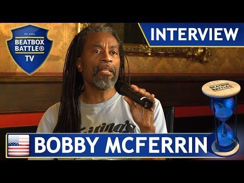 Bobby McFerrin from USA - Interview - Beatbox Battle TV